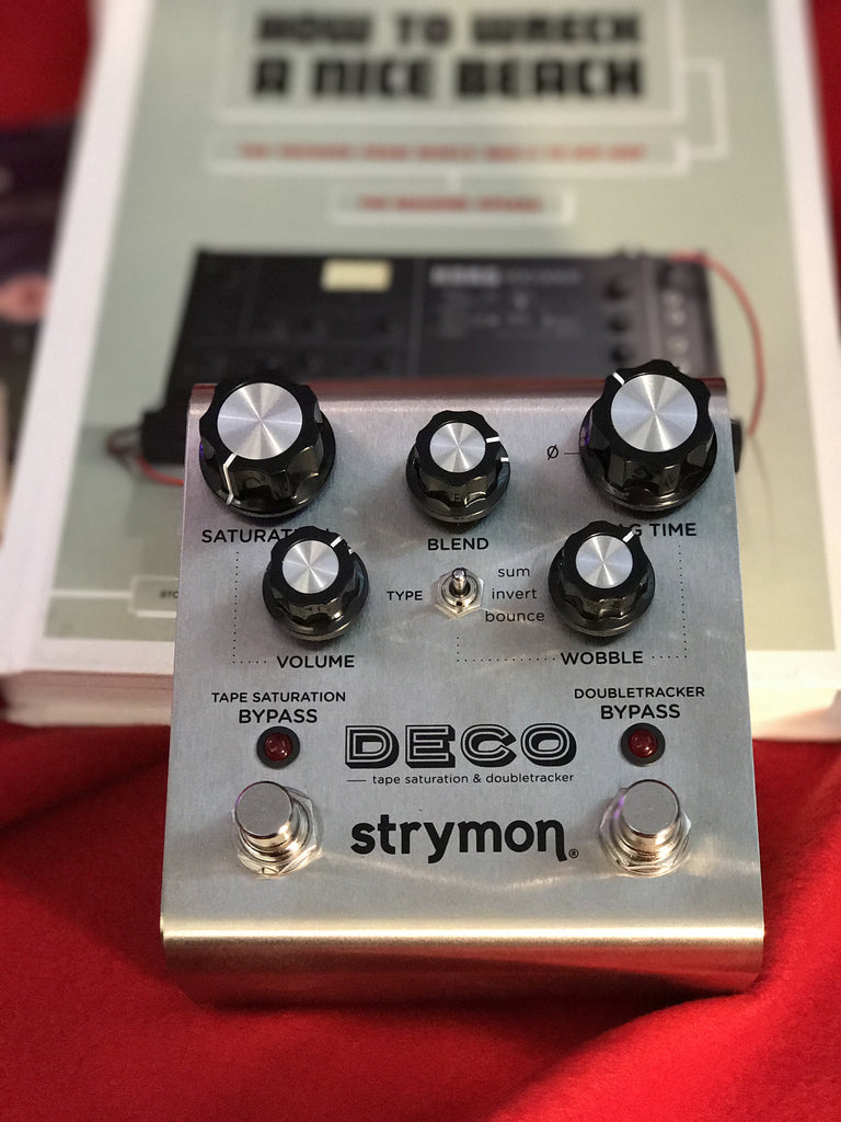 Strymon Deco -  More soon!