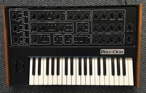 Sequential Circuits Pro One Vintage Used MINT!