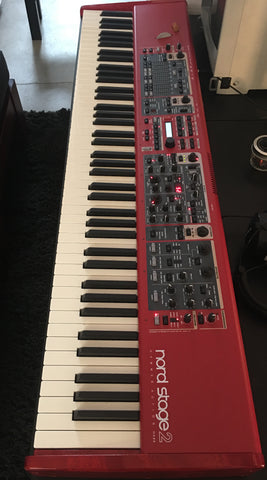 Clavia Nord Stage HA 88 Used