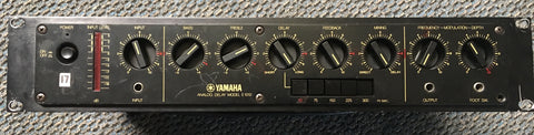 Yamaha E1010 Analog Delay Unit Used