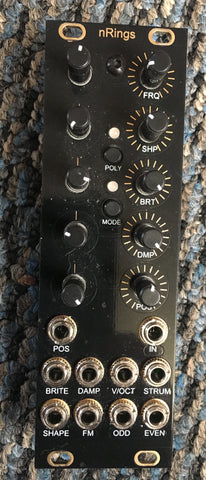 After Later Audio nRings clone USED