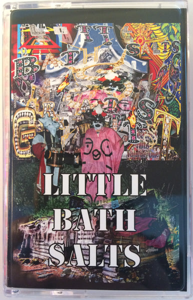 Little Bath Salts Cassette