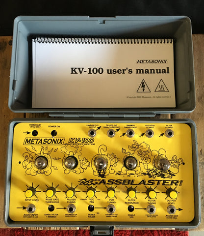 Metasonix KV-100 USED