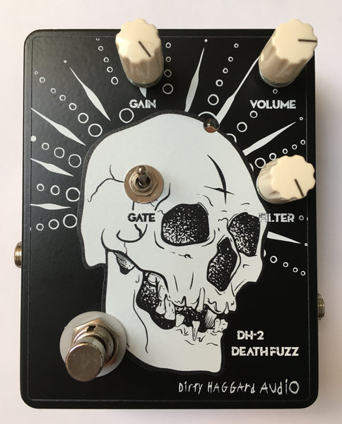 Dirty Haggard Audio DH-2 DEATHFUZZ