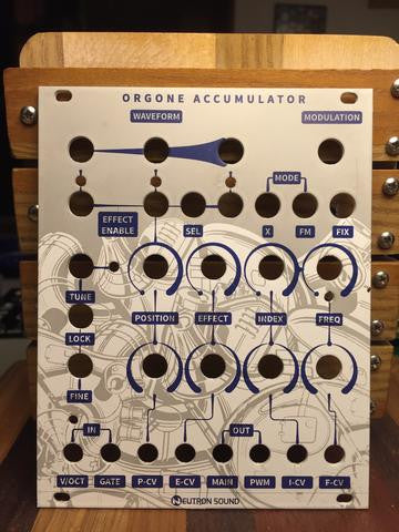 Magpie Orgone Accumulator Panel