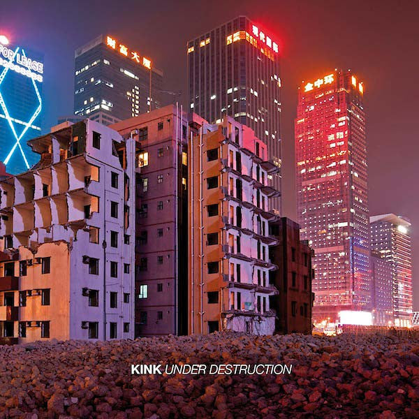 Kink - Under Construction 2xLP