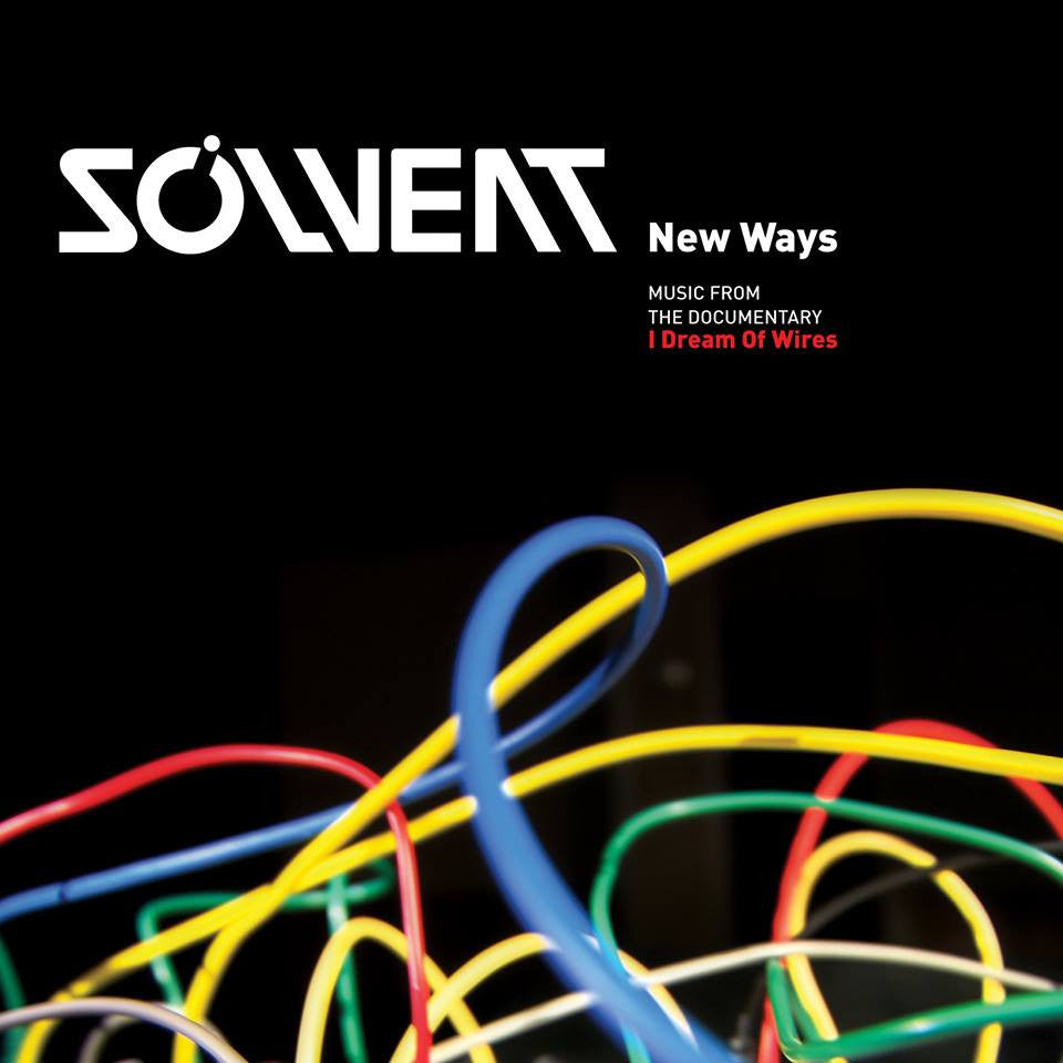 "Solvent - New Ways. / 2-LP+7"" / CD"