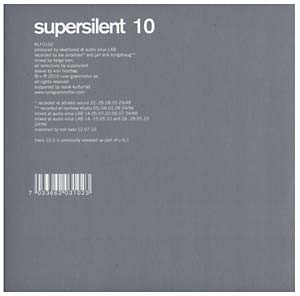 Supersilent 10 LP