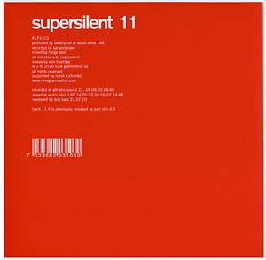Supersilent 11 LP