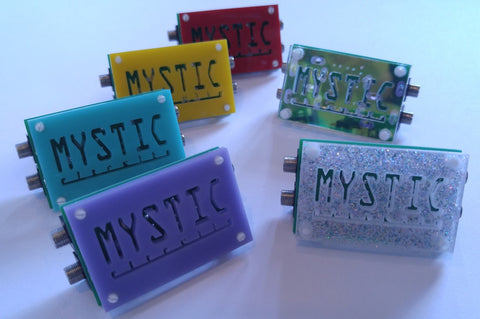 Mystic Circuits 0HP modules