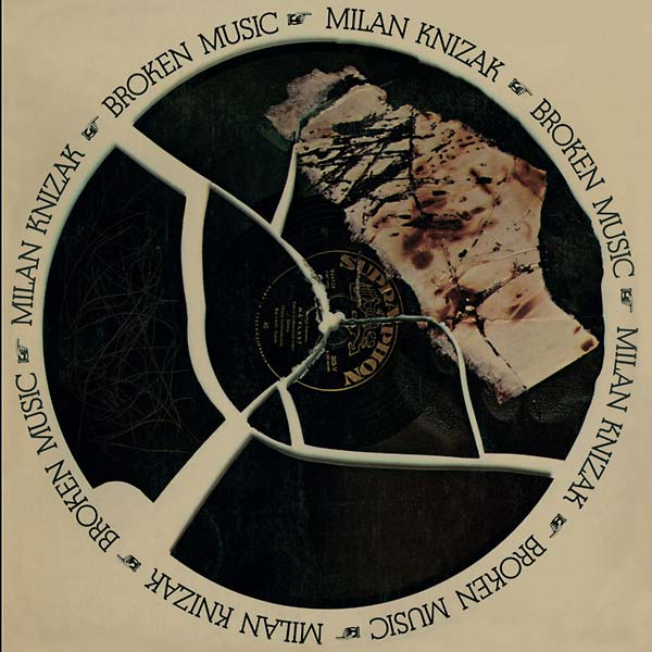 Milan Knizak: Broken Music LP