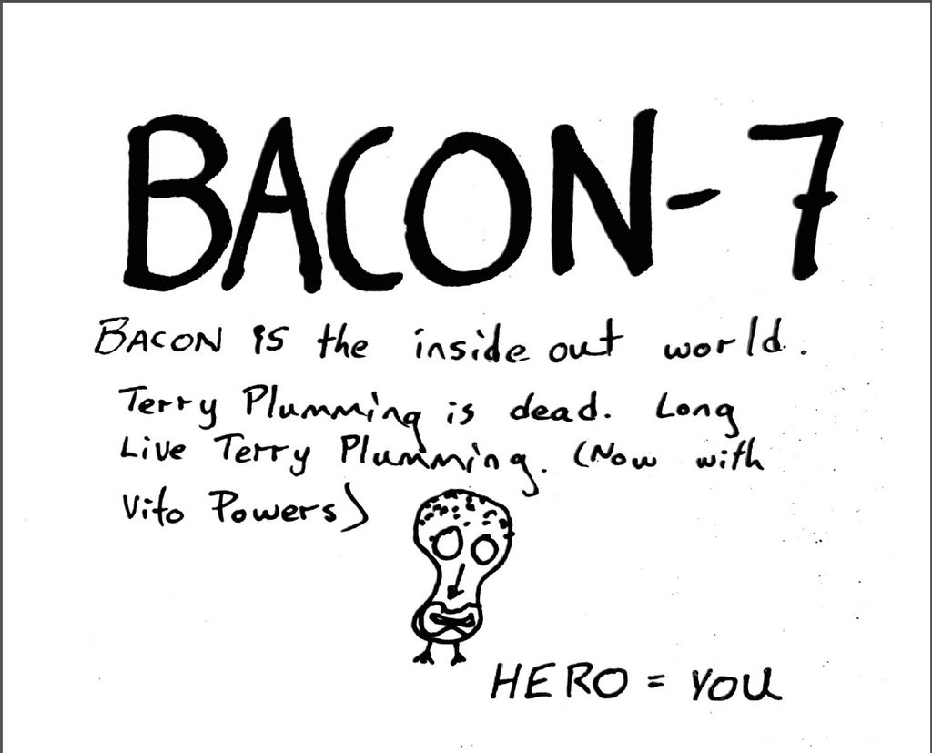BACON-7 Zine