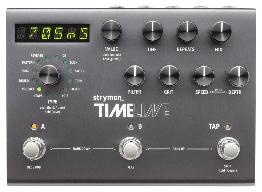 Strymon Timeline Multidomensional Delay