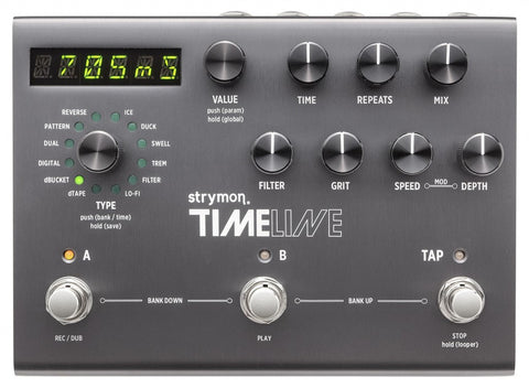 Strymon Timeline Multidomensional Delay -  IN STOCK CALL TO ORDER