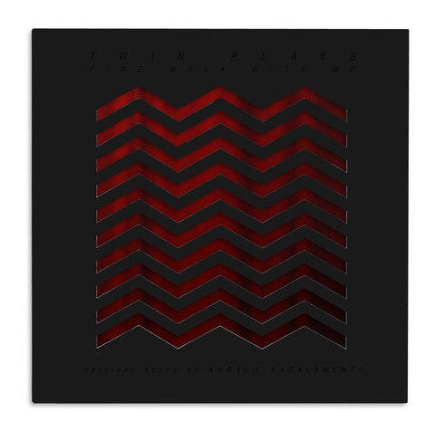 Angelo Badalamenti - Twin Peaks: Fire Walk With Me - Original Motion Picture Soundtrack 2XLP