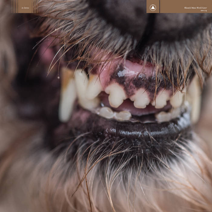 Blanck Mass - World Eater LP Vinyl