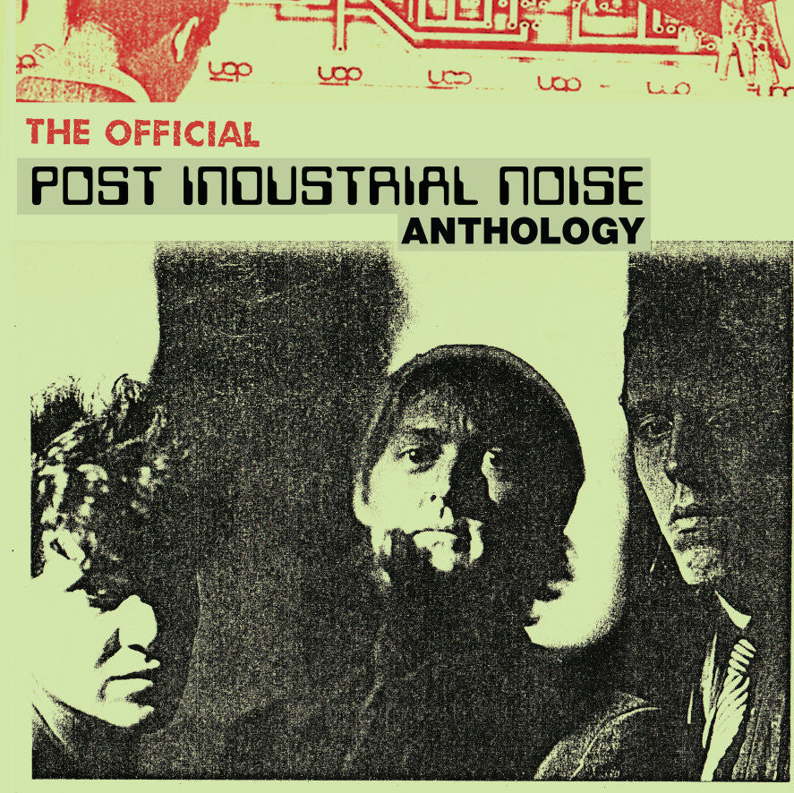 Post Industrial Noise - The Official Anthology - Vinyl