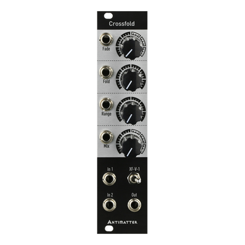 Demo Antimatter Audio CrossFold