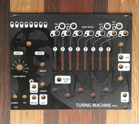 Magpie Turing Machine Panel