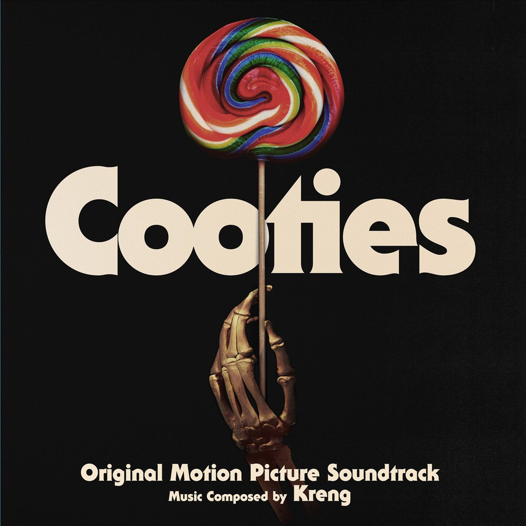 Cooties - Original Motion Picture Soundtrack LP By Kreng