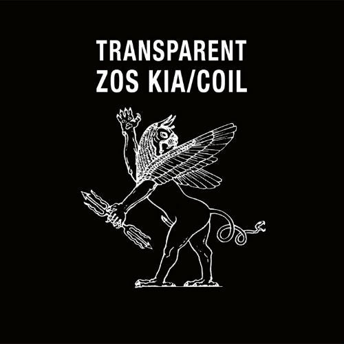 Zos Kia/Coil   Transparent CD