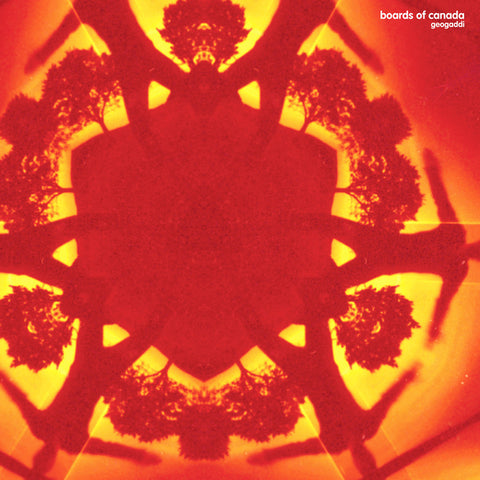 Boards Of Canada - Geogaddi / 3LP