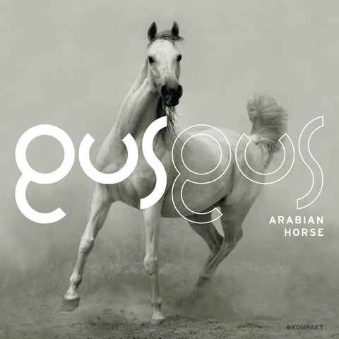 "Gus Gus -  Arabian Horse LP 12""/CD"