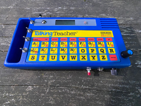 Circuit Bent Coleco Talking Teacher