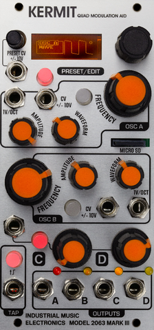 Kermit MK3 by Industrial Music Electronics