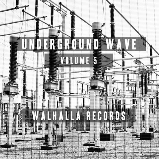 Underground Wave Volume 5 LP Vinyl