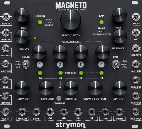 Strymon Magneto Eurorack Delay -  More Soon!