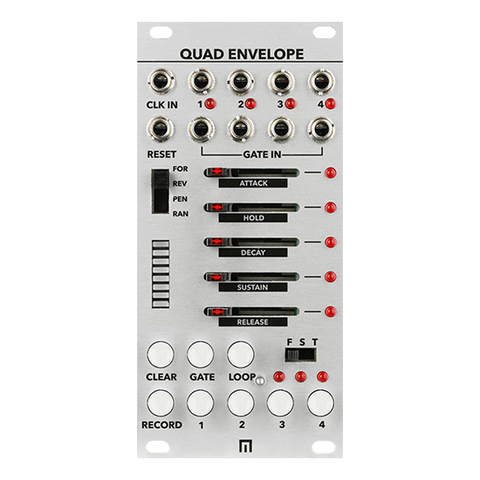Malekko Quad Envelope