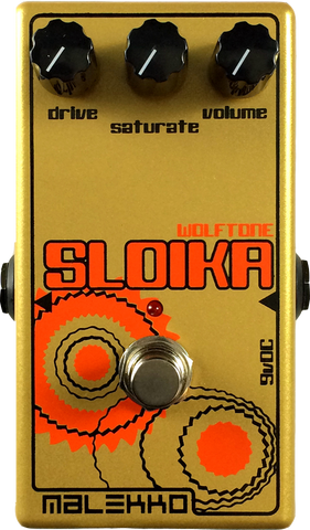 Malekko Wolftone Sloika Distortion Pedal