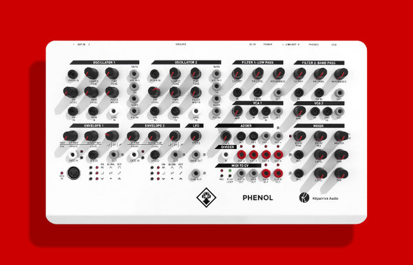 Demo! Kilpatrick Audio Phenol