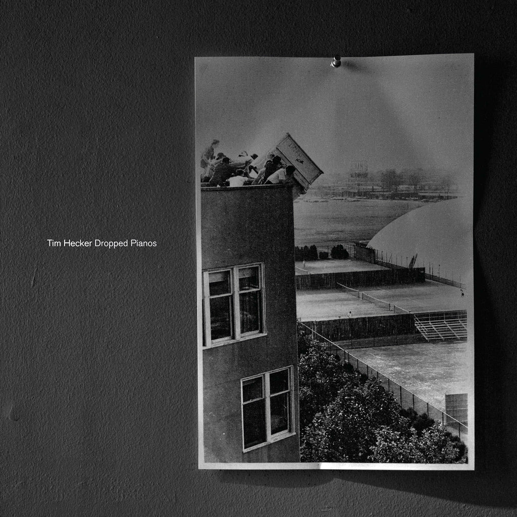 Tim Hecker - Dropped Pianos / LP