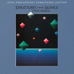 Steve Roach - Structures From Silence CD