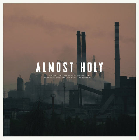 Almost Holy soundtrack - LP
