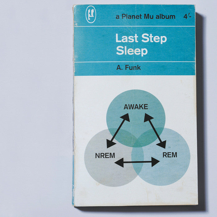 Last Step - Sleep / LP