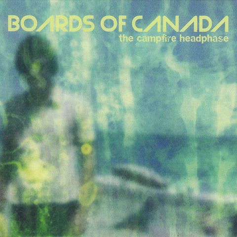 Boards Of Canada - Campfire Headphase / 2LP