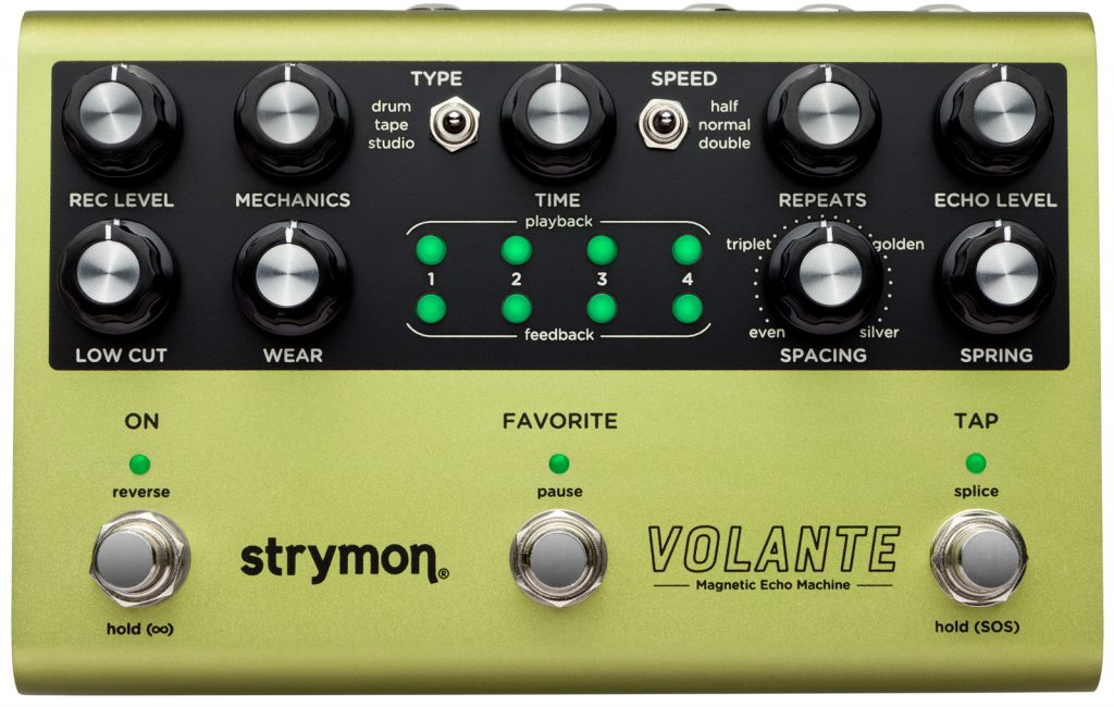 Strymon Volante IN STOCK CALL or Email to Order!