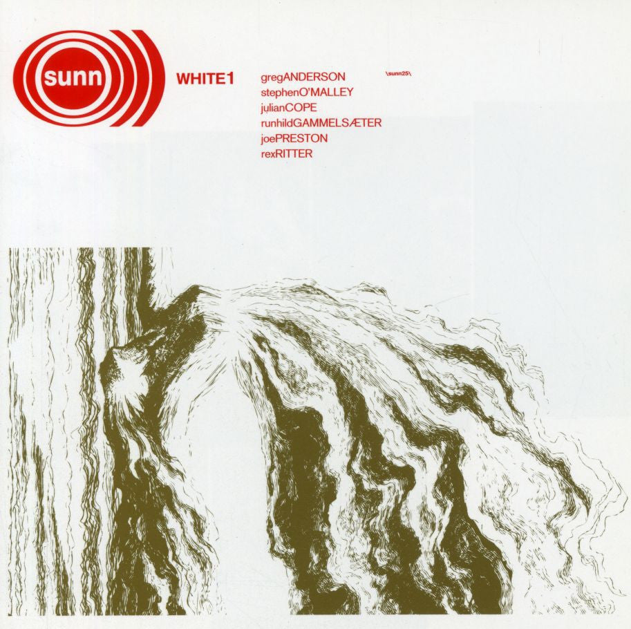 Sunn O))) – White 1 (CD)