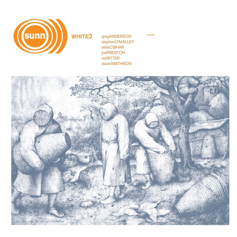 Sunn O))) – White 2 (CD)