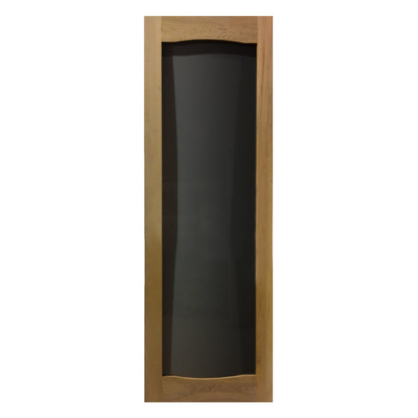 Cedar Door, Full Window
