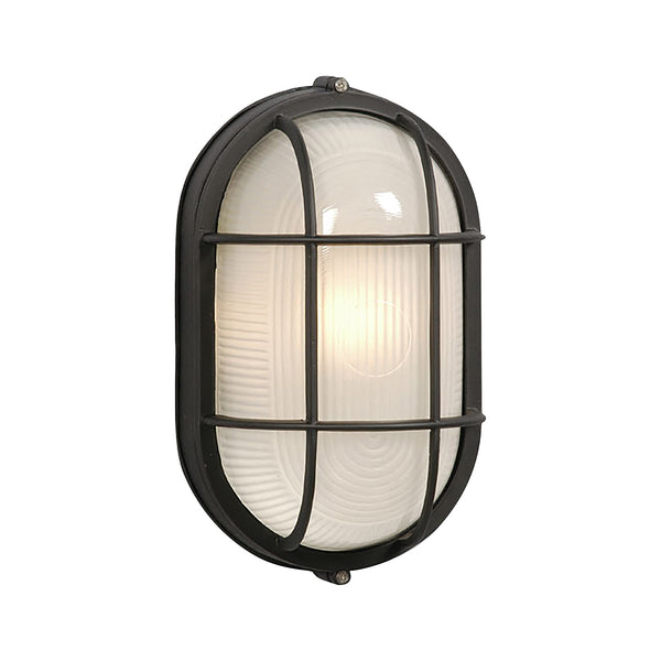 Oval Light Fixture