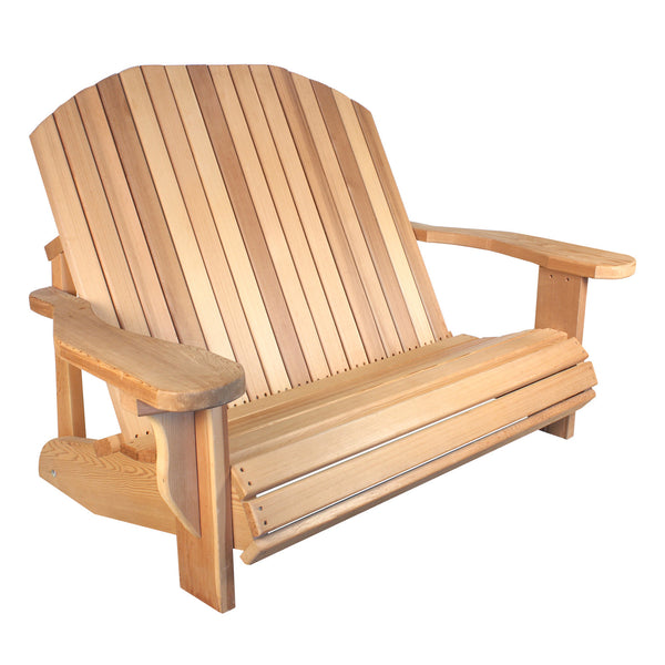 Double Muskoka Love Chair