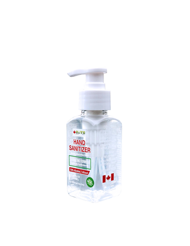 ELITEMED HAND SANITIZER 100 ml-MADE IN CANADA