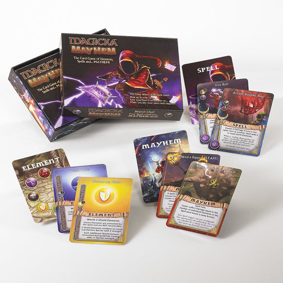 Magicka Mayhem: The Card Game – The Funny Family-Friendly Card Game