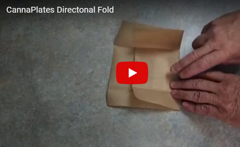 "CannaPlates How To:  ""Fold a Directional Flow Parchment"""