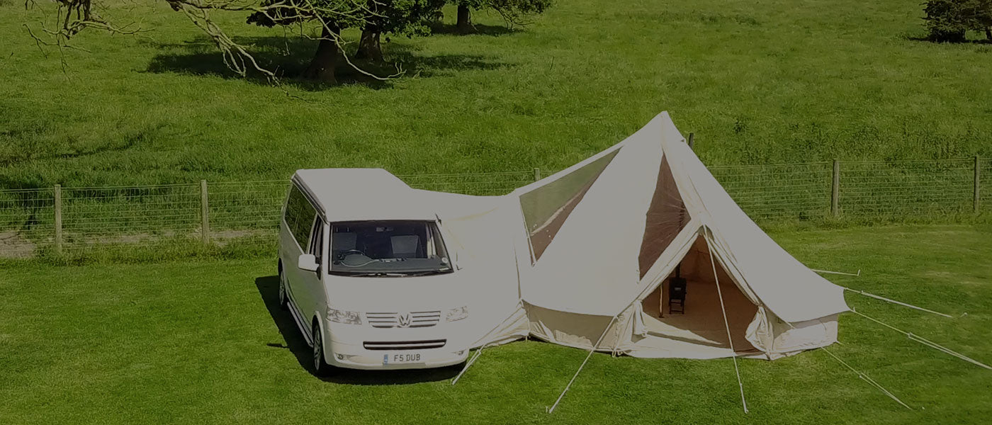 C& In Style! & Glawning | Glamorous Driveaway Bell Tent Awnings u2013 glawning
