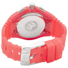 Load image into Gallery viewer, TechnoMarine Cruise Jellyfish Women's 40mm MOP Dial Pink Chrono Watch TM-115264-Klawk Watches